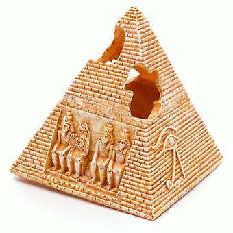 Sandimas Egyptian Pyramid (10X11,25 Cm) (Fish , Decoration , Ornaments)