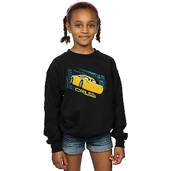 Disney Girls Cars Cruz Ramirez Sweatshirt