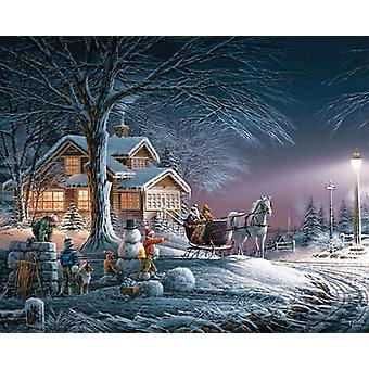 Terry Redlin Collection Jigsaw Puzzle 1000 Pieces 24