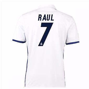 2016-17 real Madrid domicile maillot (Raul 7) - Kids