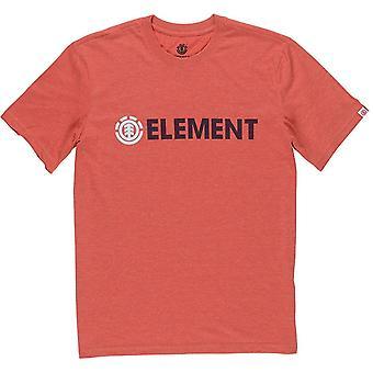 Camiseta de manga corta de Blazin de elemento