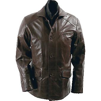 Fowler Mens Leather Jacket