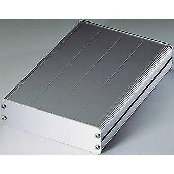 Universal enclosure 165 x 114 x 32 Aluminium Transparent