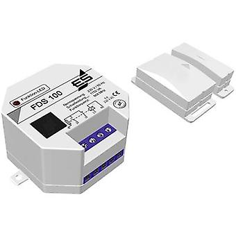Wireless discharged air control Schabus FDS100 1150 W White