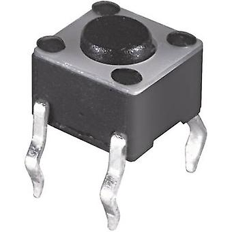 Namae Electronics JTP-1130D Pushbutton 12 Vdc 0.05 A 1 x Off/(On) momentary 1 pc(s)
