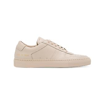 Common projects men's 2128600 beige leather of sneakers