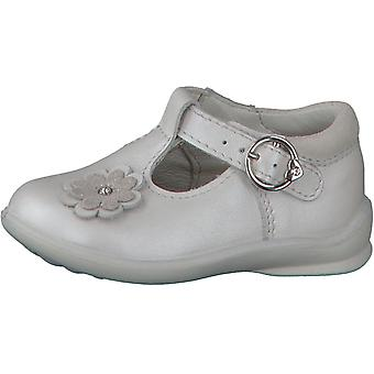 RICOSTA Pepino filles en forme de t Winsy chaussures blanc