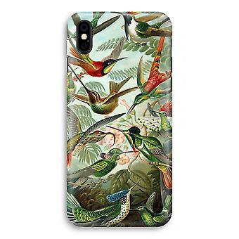 iPhonegeval X volledige Print - Haeckel kolibries (Trochilidae)