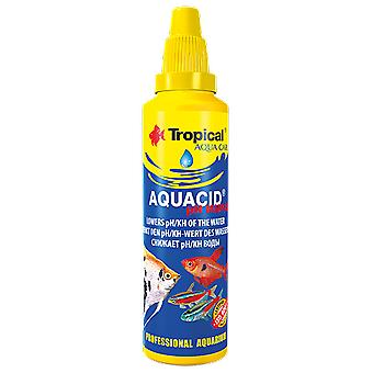 Tropical 34036 Aquacid Ph Minus 500 ml (Fish , Food , Warm Water)