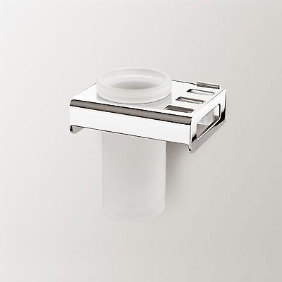 Sonia Tumbler Holder with Toothbrush Holder 119042