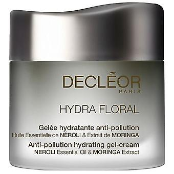 Decléor Paris Hydra Floral Anti-Pollution Moisturising Gel-Cream 50 ml