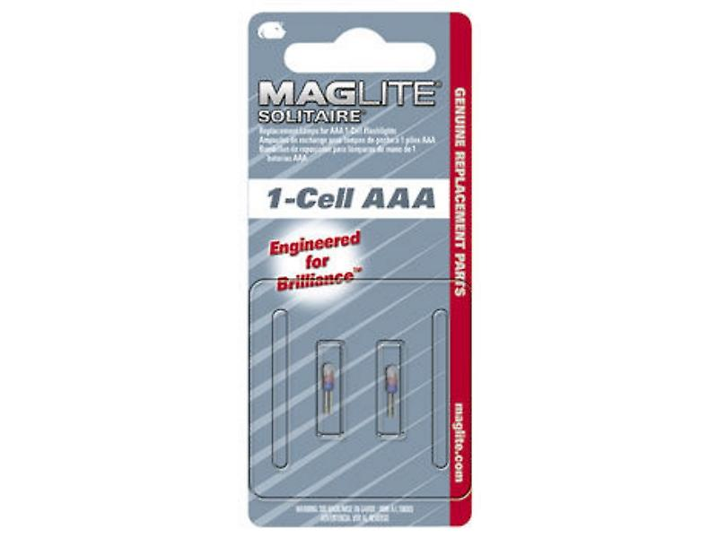 Lampadina Maglite Solitaire (2 Pack)