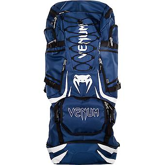 Venum Challenger Xtreme Backpack - Navy Blue/White