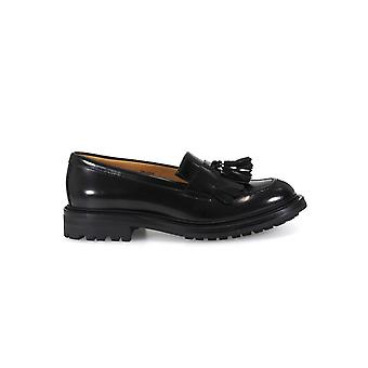 CHURCH'S PANSY BLACK LOAFER