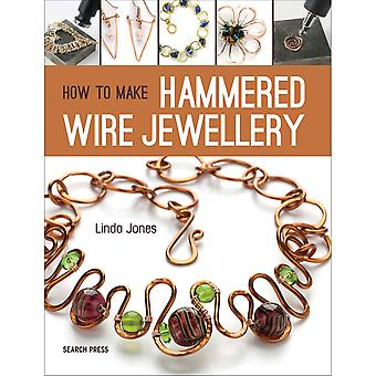 Search Press Books-Hammered Wire Jewellery