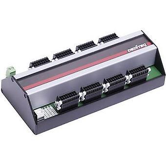 Modulo IO Deditec USB-OPTO-RELAIS-32 USB No. ingressi digitali: 32 No. del relè uscite: 32