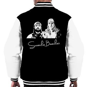 Jay og Silent Bob Snoochie Boochies menn Varsity jakke
