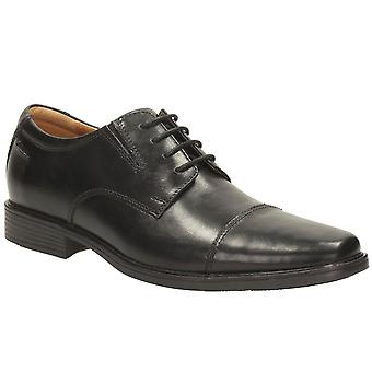 Clarks Tilden Cap Mens Formal Lace Up Shoes