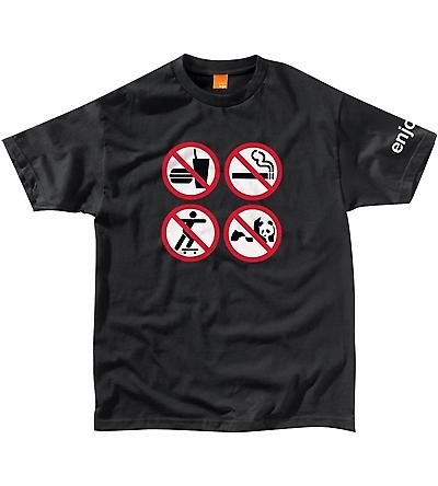 No Fun Short Sleeve T-Shirt