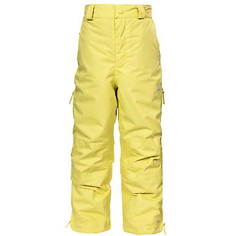 Trespass Kids Unisex Nando Padded Waterproof Ski Pants