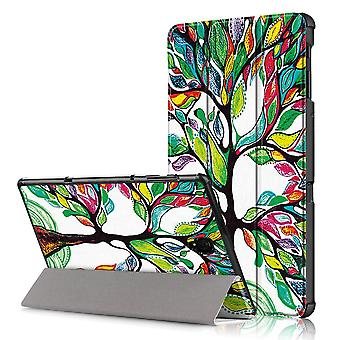 Slim Fit Cover for Samsung Galaxy Tab (A) 10.5 (2018)-Tree