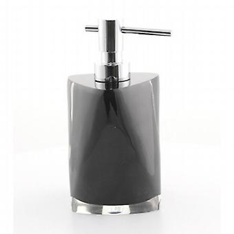 Gedy Twist Soap Dispenser schwarz 4681 14