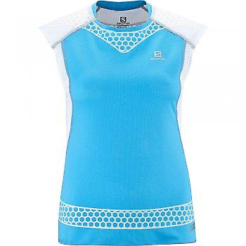 S-Lab Exo Tank Score Blue Womens