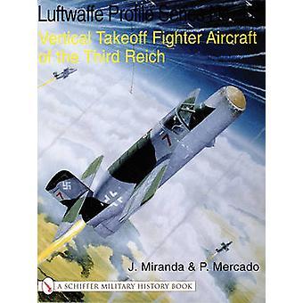 The Luftwaffe Profile Series No.17 by J. Miranda - P. Mercado - 97807