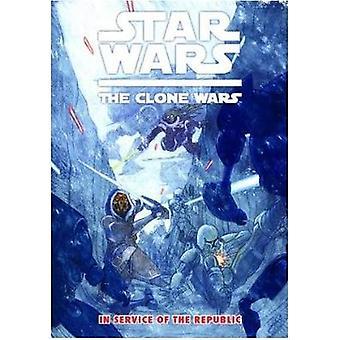 Star Wars - Clone Wars - i tjeneste i Republikken av Henry Gilro