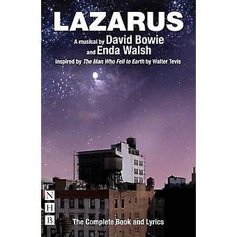 Lazarus - The Complete Book and Lyrics by David Bowie - Enda Walsh - 9