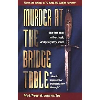 Murder at the Bridge Table - Or - How to Improve Your Duplicate Score