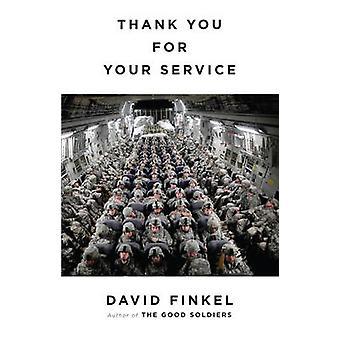 Tack för din Service (ny upplaga) av David Finkel - 9781922247