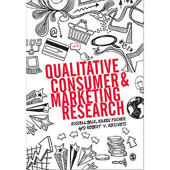 Kvalitativ forbruker og markedsføring forskning av Robert V. Kozinets - E