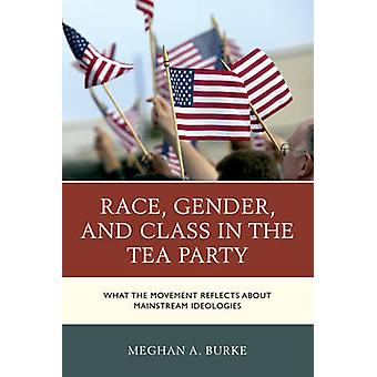 Race - Gender - and Class in the Tea Party - What the Movement Reflect