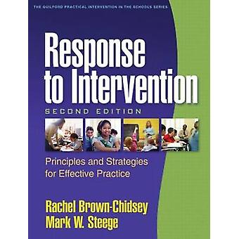 Response to Intervention - Principles and Strategies for Effective Pra