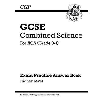 New GCSE Combined Science - AQA Answers (for Exam Practice Workbook) -