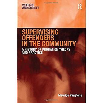 Supervisão de criminosos na Comunidade: uma história de liberdade condicional teoria e prática (bem-estar e sociedade)