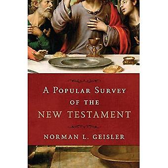 Un sondage populaire du nouveau Testament