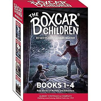 The Boxcar Children Mysteries-4 Volume Boxed Set (Boxcar Children)