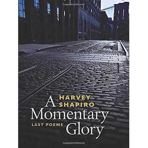 A Momentary Glory: Last Poems (Wesleyan Poetry)