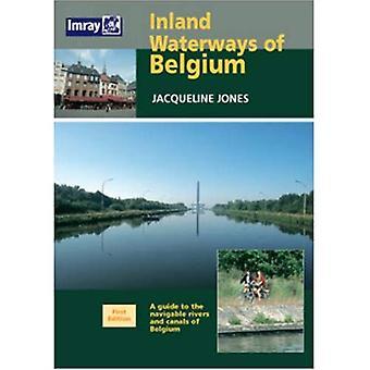 Inland Waterways of Belgium (Imray)