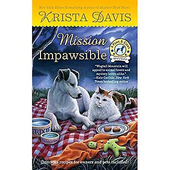 Misja Impawsible: A łapy & Claws tajemnicy