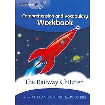 Entdecker-Stufe 6: Die Eisenbahn Kinder: Verständnis und Wortschatz Arbeitsmappe