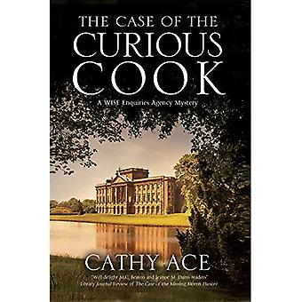 The Case of the Curious Cook: Severn House Publishers