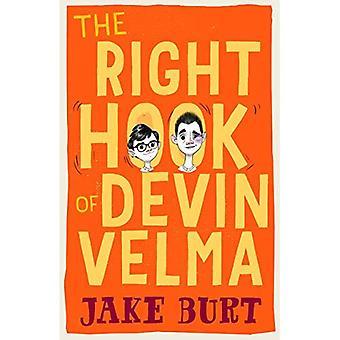 O gancho de direita de Devin Velma