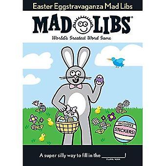 Easter Eggstravaganza Mad Libs: L'uovo-stra edizione speciale