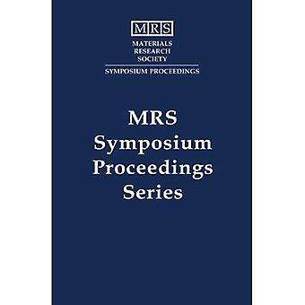 New Materials for Advanced Solid State Lasers: Volume 329 (MRS Proceedings)