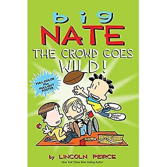 Großen Nate: die Menge tobt (große Nate (Andrews McMeel))
