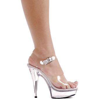 Shoe Brook 601 Clr Plat Sz 10