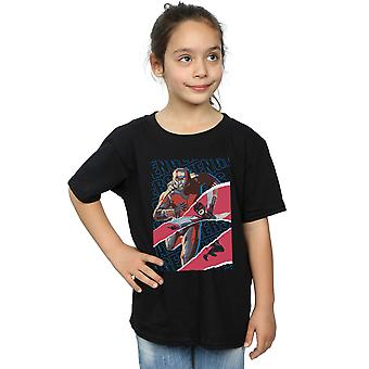 Marvel Girls Avengers Ant-Man And The Wasp Collage T-Shirt